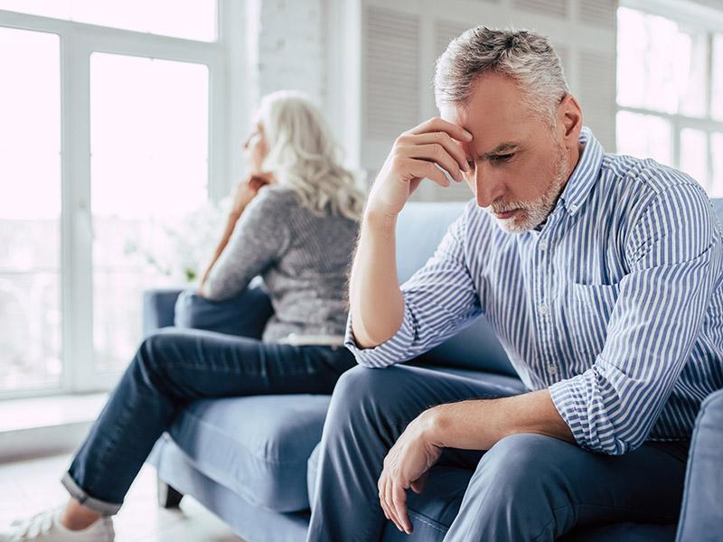 Pension sharing on divorce